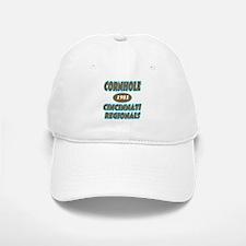 Cornhole Regionals Baseball Baseball Cap