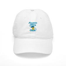 Mountain Biking Chick #3 Baseball Cap