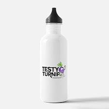 The Testy Turnip Water Bottle