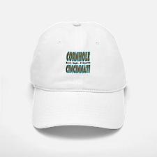 Cornhole Cincinnati Baseball Baseball Cap