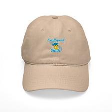 Needlepoint Chick #3 Baseball Cap