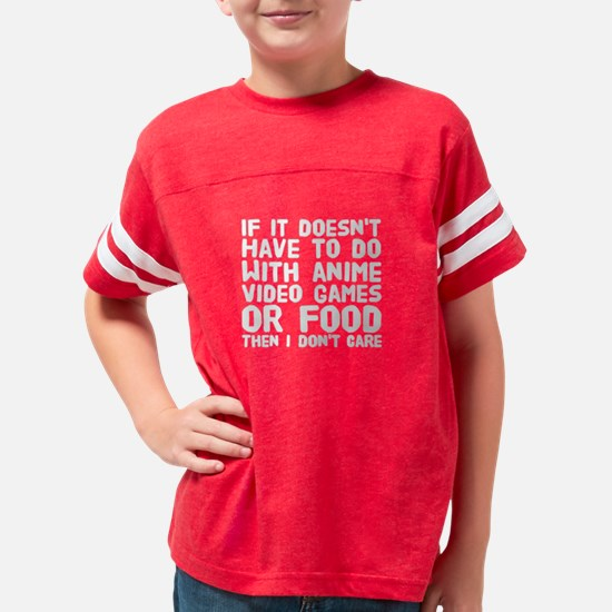 If it doesn't have to wit Youth Football Shirt