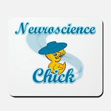 Neuroscience Chick #3 Mousepad
