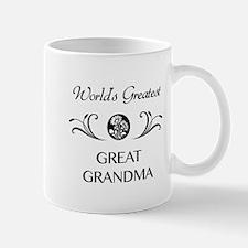 World's Greatest Great Grandma Mug