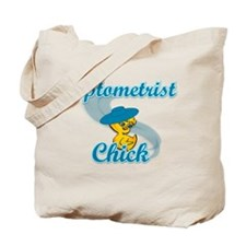 Optometrist Chick #3 Tote Bag