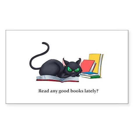 Read any good books lately? Sticker
