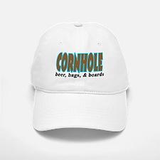 Cornhole Baseball Baseball Cap