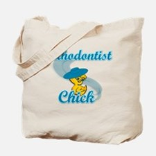 Orthodontist Chick #3 Tote Bag