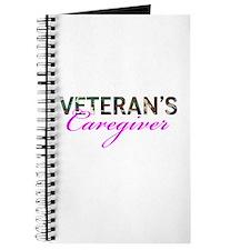 BDU Army Vet Caregiver Journal