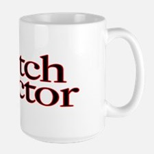 Witch Doctor (text) Mug