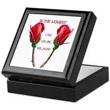 In the Moment Valentine Keepsake Box