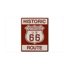 Victorville Route 66 Wall Decal