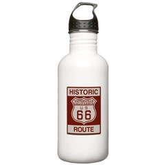 Victorville Route 66 Water Bottle