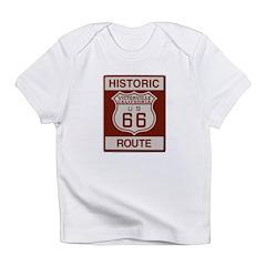 Victorville Route 66 Infant T-Shirt