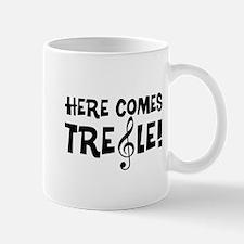 Here Comes Treble Mug