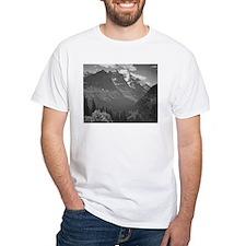 Ansel Adams Glacier National Park Shirt