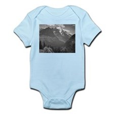 Ansel Adams Glacier National Park Infant Bodysuit