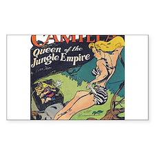 Camilla: Queen Of The Jungle Empire Decal