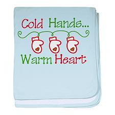 Cold Hands baby blanket