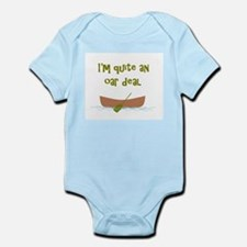 I'm quite an oar deal Infant Bodysuit