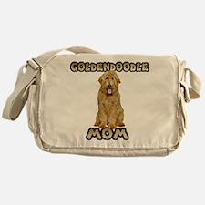 Goldendoodle Mom Messenger Bag