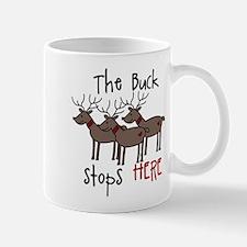 Buck Stops Here Mug