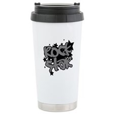 Rock Star Travel Mug