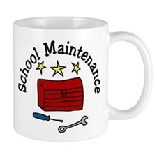 School Maintenance Mug