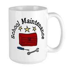 School Maintenance Mug