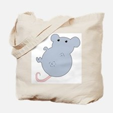 Super Fat Mouse Tote Bag