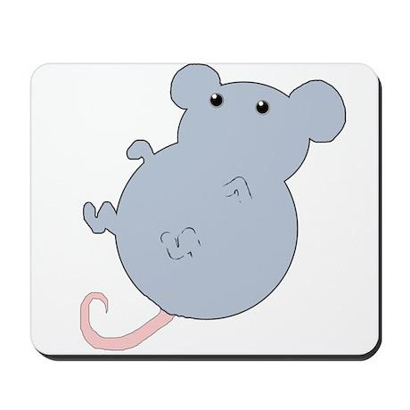 Super Fat Mouse Mousepad