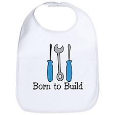 Born To Build Bib