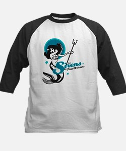 Sirens of New Orleans Baseball Jersey