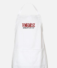 Tonkinese JUST A CAT BBQ Apron