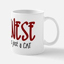 Tonkinese JUST A CAT Mug