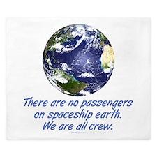 Environment, Earth King Duvet
