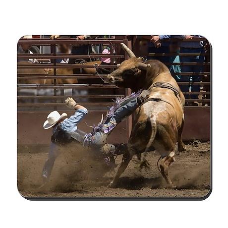 Bronc Rider Mousepad