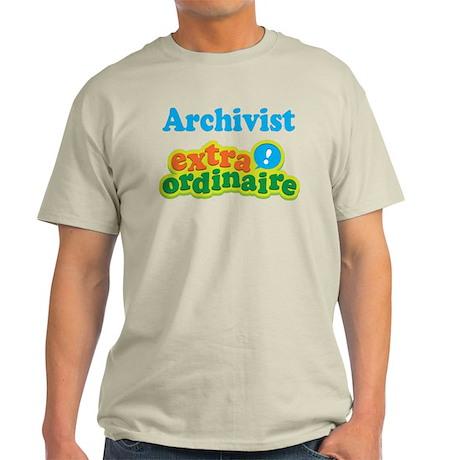 Archivist Extraordinaire Light T-Shirt