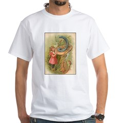 Alice Meets the Caterpillar Shirt