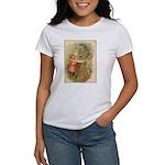 Alice Meets the Caterpillar Women's T-Shirt