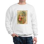 Alice Meets the Caterpillar Sweatshirt