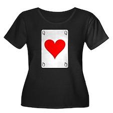 Queen of Hearts T