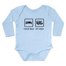RV Long Sleeve Infant Bodysuit