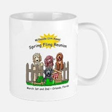 McDoodles 2016 Romp Mug