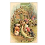 Flying Bill Postcards (Package of 8)