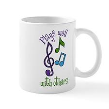 Plays Well Mug