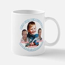 Help Find Ben Campaign Wear Mug