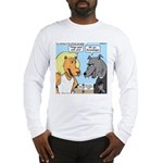 Lion and Wolf Long Sleeve T-Shirt