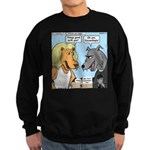 Lion and Wolf Sweatshirt (dark)