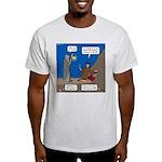 Led Zephaniah Light T-Shirt
